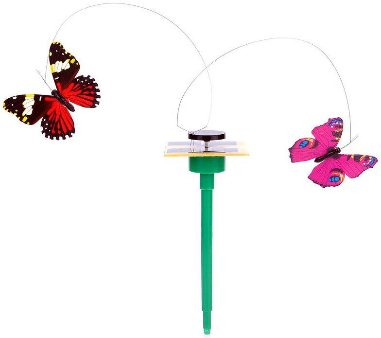 2015 HOT SALE solar butterfly