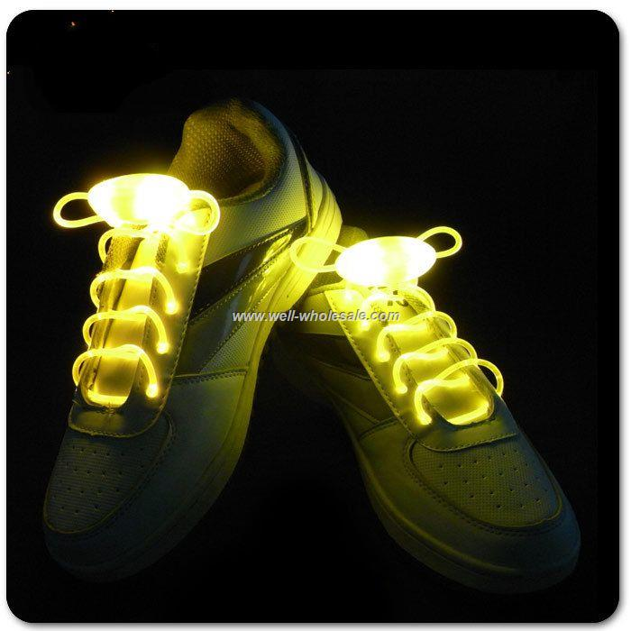 led light shoelaces China manufacturer