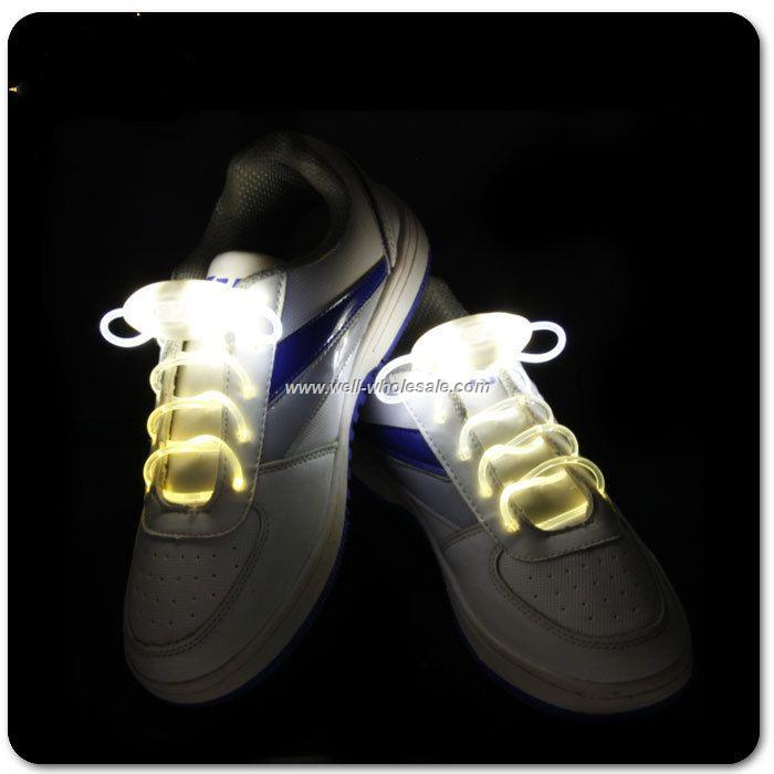 Hot selling led shoe laces