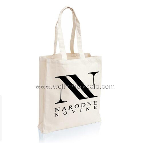 Personalized Cotton Canvas Tote Bags