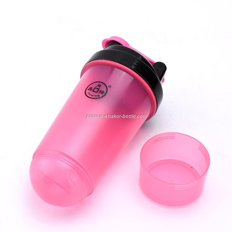 wholesale football mixer protein shaker bottle