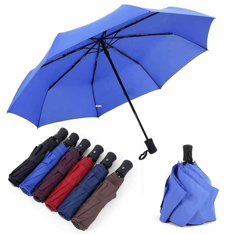 wholesale small ladies automatic open folding umbrellas premium uv protection parasol umbrella