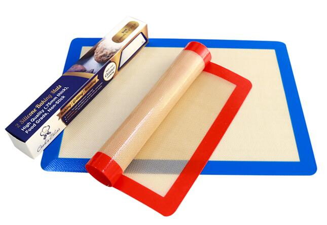 Customize Food Grade Silicone Baking Mat