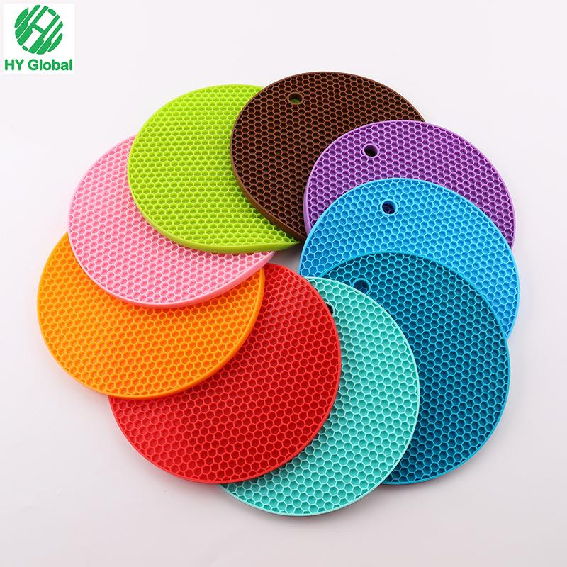 Silicone Rubber Cup Mat