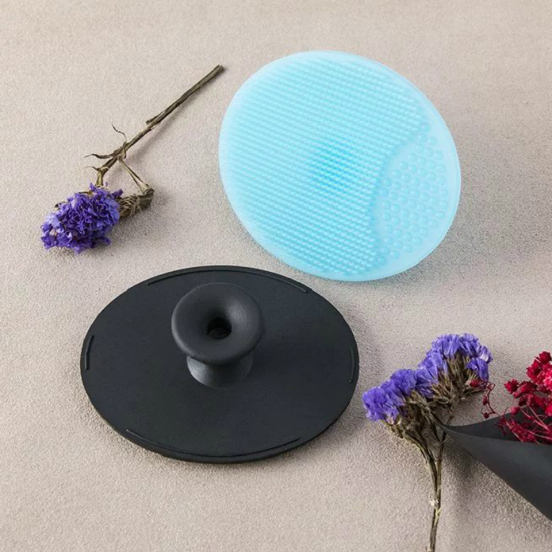 Silicone Body Brush Hair Brush/Bath Brush