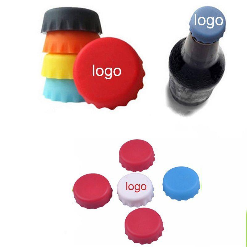 Promotional Silicone Rubber Beer Bottle Cap,Cover Beer Lid