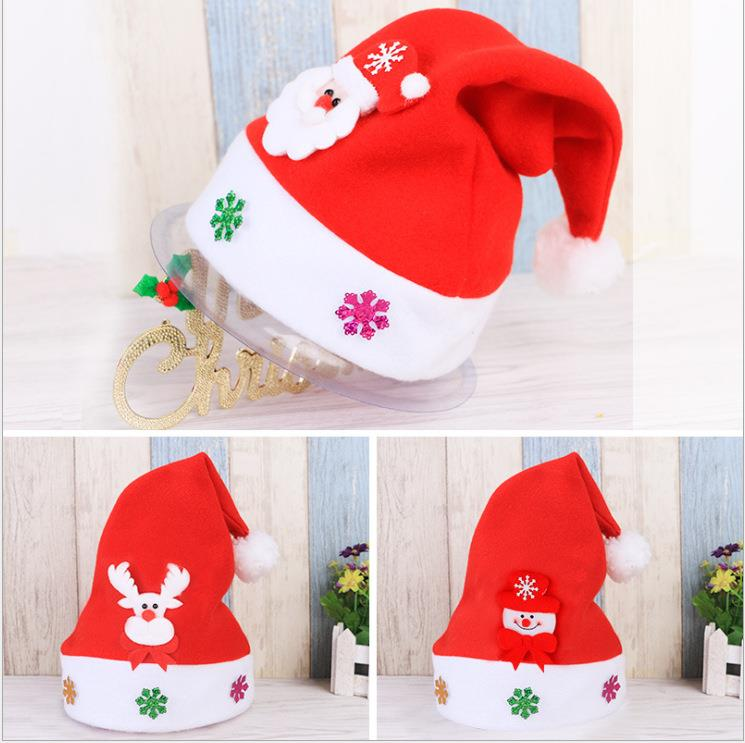 santa hat Christmas Hat For Kids