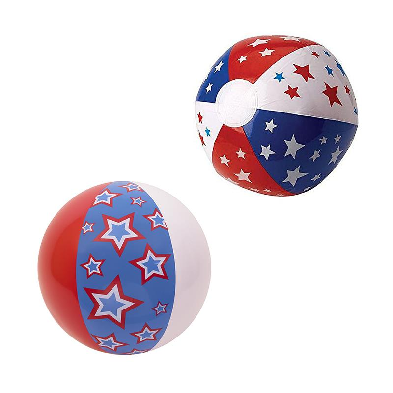 Promotional pvc inflatable beach ball custom toy