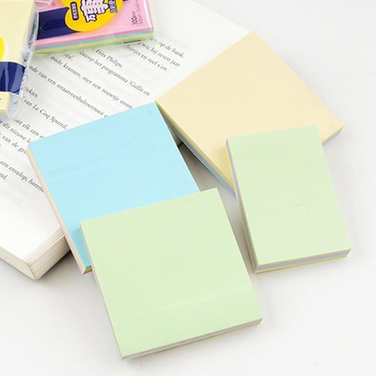 Printed Colorful Sticky Notes