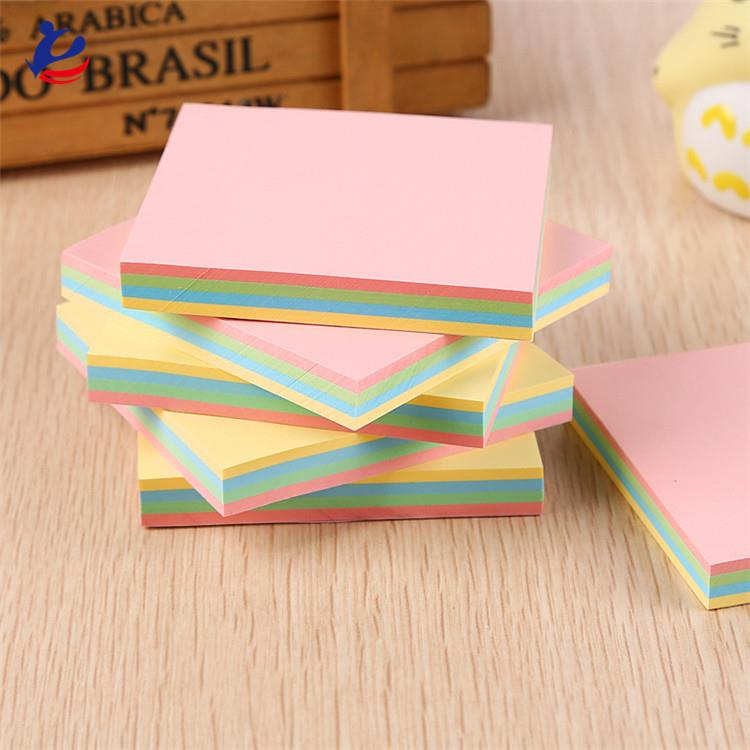 Promotional Custom Logo Printing Custom Color Sticky Notes