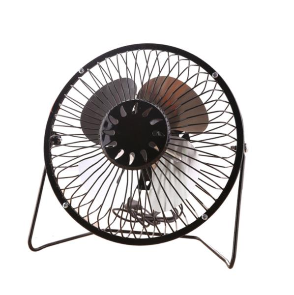 Portable Quiet cool wind mini Table 6 Inch Usb Fan