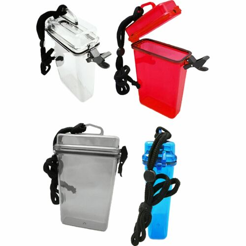 plastic beach waterproof box case