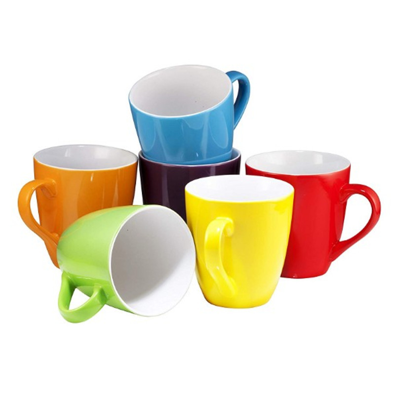 Wholesale Promo cheap custom printed ceramic coffee mugs ...