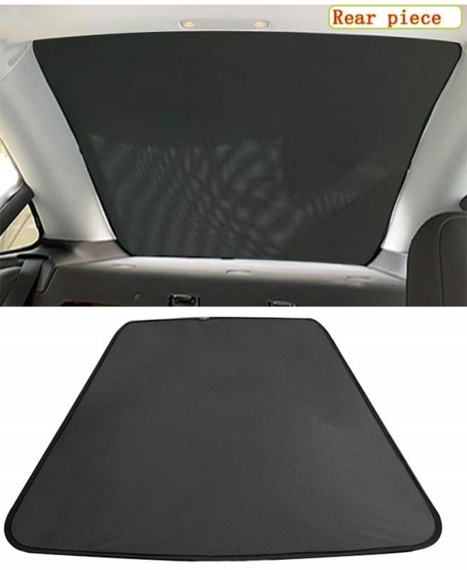 Tesla MODEL S MODEL X MODEL 3 special car curtain ...