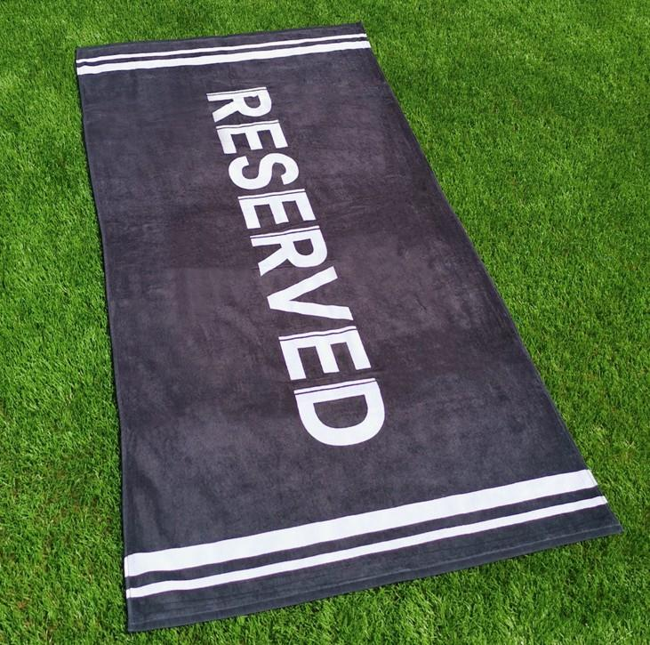 Promotional Cotton Beach Towels Custom Best Quality GYM Beach Towe