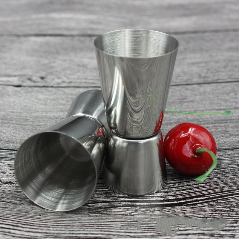 Stainless Steel Shot wine glass