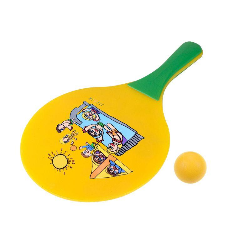 2021 Customize Logo Sports Toy Beach Racket Set for Match